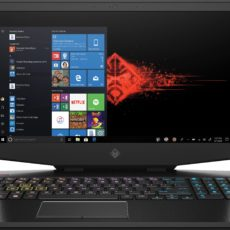 HP OMEN Laptop 15-DH0025NL