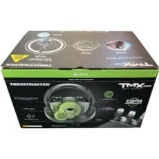 Thrustmaster TMX Pro Volante + Pedaliera